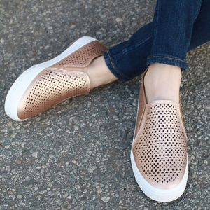 EUC restricted slip on shoes size 8